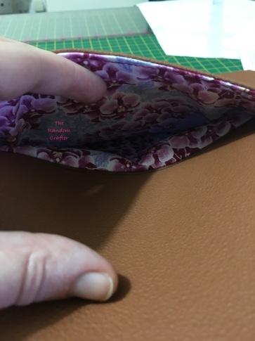 Peek-a-boo - Front Slip Pocket
